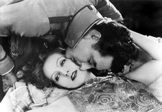 Flesh and the Devil (1926)  Directed by Clarence Brown Shown: Greta Garbo, John Gilbert