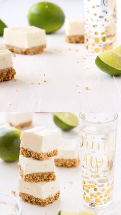 Mini Cheesecake Recipes, How To Make Cheesecake, Cheesecake Bites, Mini Desserts, Easy Desserts, Cookie Recipes, Delicious Desserts, Yummy Food, No Bake Recipes