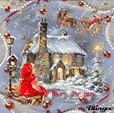 find this pin and more on beautiful christmas cards by jan hansen - Beautiful Christmas Cards
