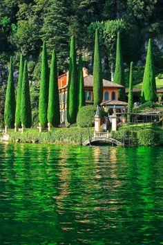 Lake Como, Italyphoto via tony