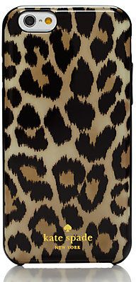 Leopard ikat iphone 6 case - let's talk tech. while we love the beauty of a handwritten letter (especially an impromptu love note), we can't help but keep our cell phones, laptops and ipads within close reach. our designers kept this very thought in mind when they created our latest collection of whimsical cases. the mix of playful patterns, cheeky idioms and bright hues keep your digital devices safely covered with a spark of colorful personality.