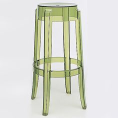 Charles Ghost Stool by Kartell at Lumens.com   $200.00