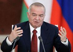 Reelegido Islam Karimov, presidente saliente de Uzbekistán