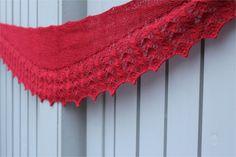 Ravelry: Burn shawl pattern by Heidi Alander - Free pattern Knitted Shawls, Crochet Shawl, Lace Shawls, Knit Scarves, Shawl Patterns, Knitting Patterns Free, Wrap Pattern, Knit Picks, Lace Knitting