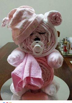 Receiving Blankets Bear