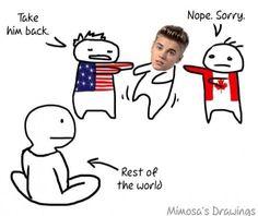 Lol! USA vs Canada