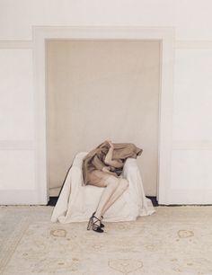 efedra:Cicely Telman by Max Farago for Vogue Paris, August 2007