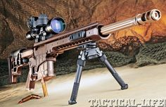 Bad to the bone Lapua mag sniper rifle. Just incase you need to! Weapons Guns, Military Weapons, Guns And Ammo, Tactical Life, Tactical Gear, Airsoft, Cool Guns, Awesome Guns, Hunting Guns