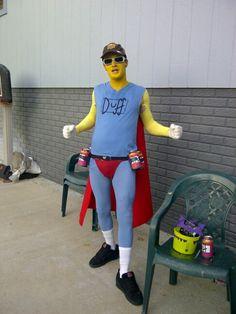 duff man holidays halloween - Koopa Troopa Halloween Costume