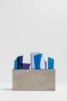 David Batchelor, 'Concreto 1.0h / 04,' 2013, Ingleby Gallery