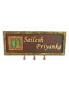indian house name plates designs - Google Search   Stuff to buy ...