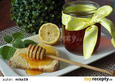 Smrkový med ze samoty u lesa French Toast, Good Food, Food And Drink, Pudding, Homemade, Drinks, Breakfast, Gardening, Fitness