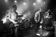 C'est un retour en force. Trois ans après le déjà excellent Hidden Tensions, Von Pariahs revient avec un deuxième album encore plus puissant. Genuine Feelings reprend les bases punk et cold wave qui ont fait le succès du groupe en live, mais avec une rage encore plus directe et un rock bien plus gras. Un excellent manifeste rock'n'roll qui fera plaisir aux défenseurs d'un style britannique si peu représenté en France.