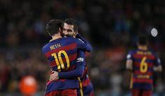 Arda e Messi