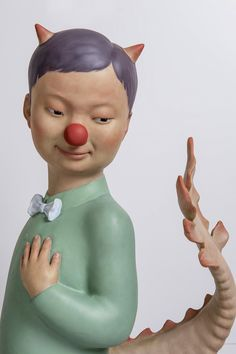 Beijing-based sculptor YAN LEI. Zippertravel.com Digital Edition