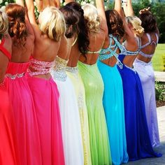 1.Prom Party Theme