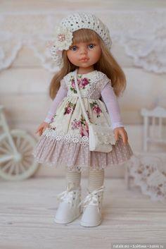 Комплект для кукол Paola Reina / Одежда для кукол / Шопик. Продать купить куклу / Бэйбики. Куклы фото. Одежда для кукол