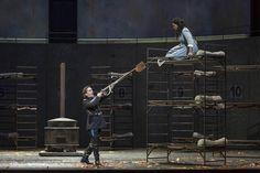 Magnifique #LuciaDiLammermoor à l'#Opéra Bastille avec Pretty Yendé et Artur Rucinski. #OperaDeParis #Lyrique #Photo #Donizetti #PrettyYendé http://ift.tt/1PIh3zY
