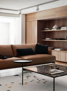 TDC: A 60s home transformed by Swedish design duo Broberg & Ridderstråle