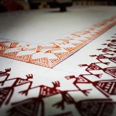 Handcrafted Table Clothe - this is a must-buy almost foreign tourist. Would you like to buy one?