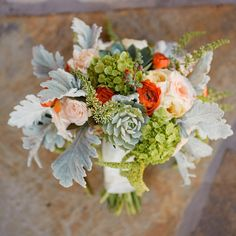 Brides: The Best Wedding Florists in Houston….This bouquet from our wedding was featured to highlight the work of our friend Jody, owner of The Moss & Rose.