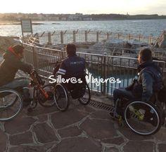 Santander in wheelchair by Silleros Viajeros