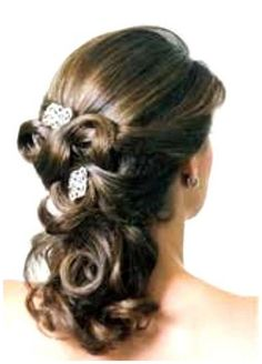 wedding hairstyles for medium length hair updos - Google Search