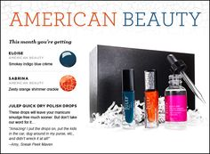 The Nail Junkie: Julep Maven October 2012 Previews