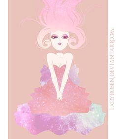 Pink Pop by LadyRosen on DeviantArt Indie Pop, Cinderella, Disney Characters, Fictional Characters, Aurora Sleeping Beauty, Deviantart, Texture, Disney Princess, Pink