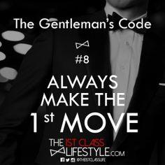 The Gentleman's Code #8