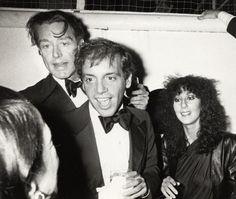 Diana Vreeland Halston Steve Rubell and Cher studio 54 days