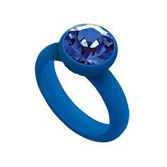 Rock Ring Blue
