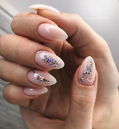 Nails Hydroponics Gardening - How to Grow Flowers and Vegetables with Minimal Time and Effort Did yo Stylish Nails, Trendy Nails, Cute Nails, Simple Acrylic Nails, Simple Nails, Glue On Nails, Gel Nails, Stiletto Nails, Round Nails