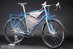 Hunter Cycles dirt touring bike
