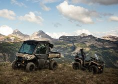 Consumers are encouraged to visit the BRP booth (No. 125) for an in-depth look of the tough, capable and clever Can-Am Defender XT 1000 in the exclusive Mossy Oak Break-Up Country camo and the Outlander L 570 4x4 ATV, with its class-leading performance
