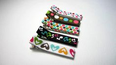 Bright and Fun Girl's Hair Clip Collection by MWLHairPretties, $6.95