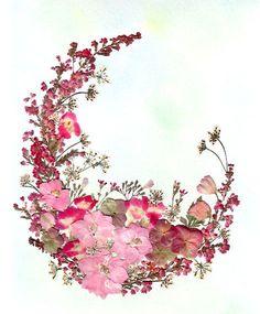 Pressed Flower Art Pictures - Pressed Flora More.Pressed Flower Art Pictures - Pressed Flora More. Flower Pictures, Art Pictures, Handmade Home, Pressed Flower Art, Pressed Roses, Diy Canvas Art, Plantation, Flower Frame, Flower Cards