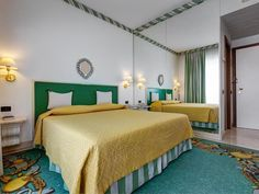 Rome Aris Garden Hotel Italy, Europe Ideally located in the prime touristic area of Ostia, Aris Garden Hotel promises a relaxing and wonderful visit. Offering a variety of facilities and services, the hotel provides all you need for a good night's sleep. To be found at the hotel are free Wi-Fi in all rooms, daily housekeeping, taxi service, wheelchair accessible, 24-hour front desk. Comfortable guestrooms ensure a good night's sleep with some rooms featuring facilities such as...
