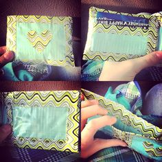 Duct tape wallet I made