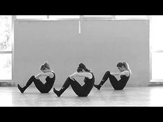 ▶ Jazz Floor Workout beginners:int - YouTube