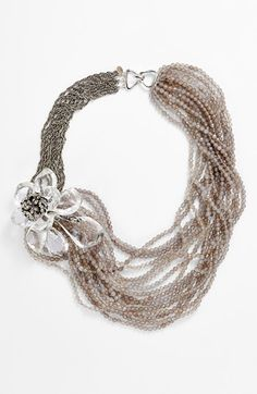 Alexis Bittar 'Lucite® - Jardin Mystère' Multistrand Necklace available at #Nordstrom
