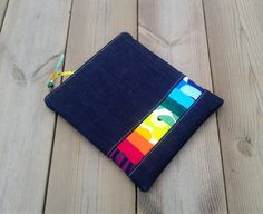 iPad case made from Marimekko fabric iPad pouch by NordicCrafter