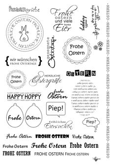 Ostern SchnipselChaos: Oster Freebie Tropical Kids Rooms Decor 2 Article Body: Just like the rest of Printable Font Stencils, Printable Letters, Free Printable, Alphabet Stencils, Easter Printables, Hoppy Easter, Free Prints, Easter Crafts, Diy Paper