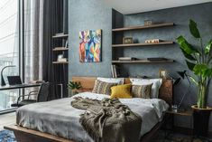 Apartment in Moscow by Natalia Solo