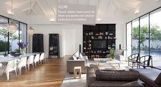 Preto no branco. Veja: http://casadevalentina.com.br/blog/detalhes/preto-no-branco-2923  #decor #decoracao #interior #design #casa #home #house #idea #ideia #detalhes #details #style #estilo #casadevalentina #black #white #branco #preto