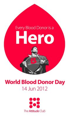 World Blood donor day 2012