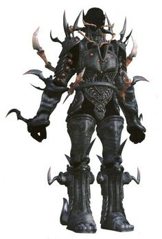 Crab Armor that the Yuuzhan Vong Warriors wore into battle against the Republic.