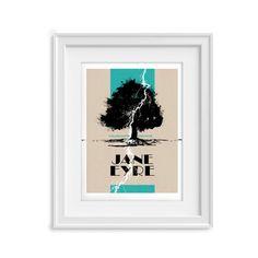 Jane Eyre Poster auf Etsy