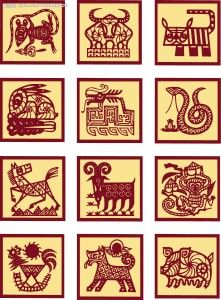 bulk dollar wise chinese zodiac 10 x 14 placemat perfect for the chinese new year. Black Bedroom Furniture Sets. Home Design Ideas