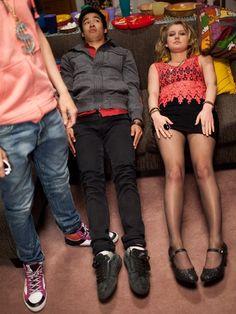 Dance Academy. I love Jordan/Christian's face!